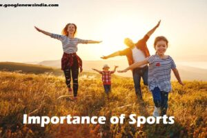 importance of sports