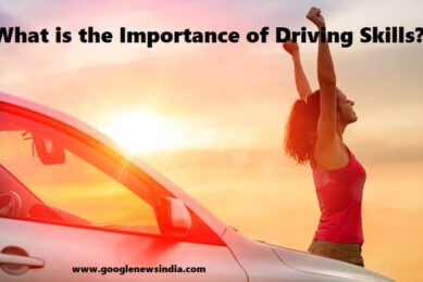 Importance of Driving Skills